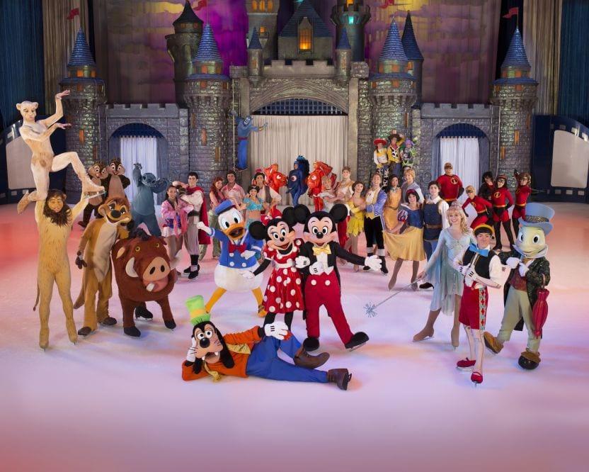 Disney On Ice Tour